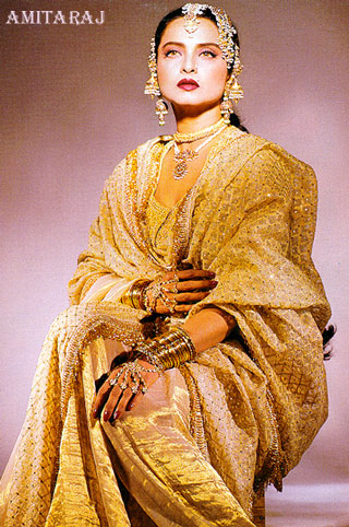 Your Rekha old bollywood actress good idea
